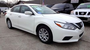 2016 Nissan Altima for Sale in Garland, TX