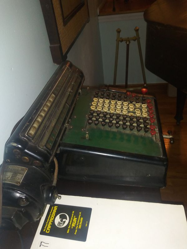 Antique Calculators
