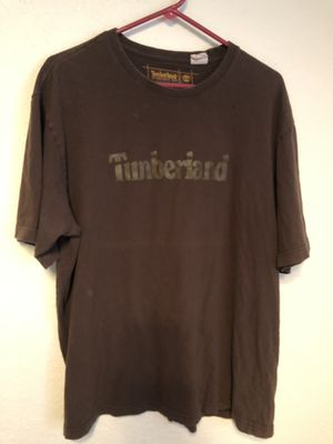 TIMBERLAND BROWN T-SHIRT for Sale in Sarasota, FL