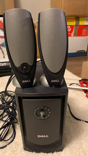 Dell Sub-woofer and speakers for Sale in Minneapolis, MN