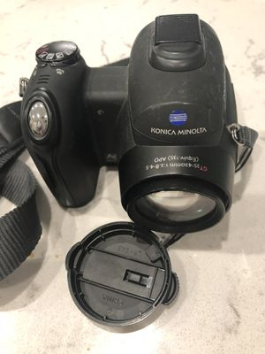 Minolta digital zoom camera works perfect! Konica 4.9 mega pixels z3 for Sale in Orlando, FL