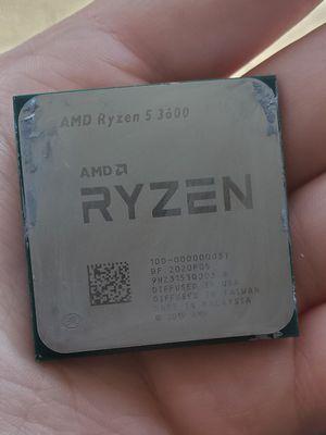 AMD Ryzen 5 3600 CPU for Sale in Blacksburg, VA
