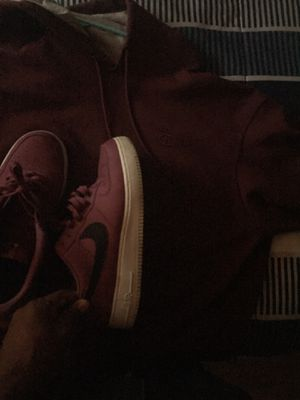 Nike Air Force 1 with matching jacket for Sale in Gary, IN