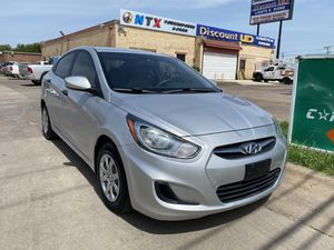 2012 Hyundai Accent GLS 4-Door 4-Speed AT Drives Smooth for Sale in Dallas, TX