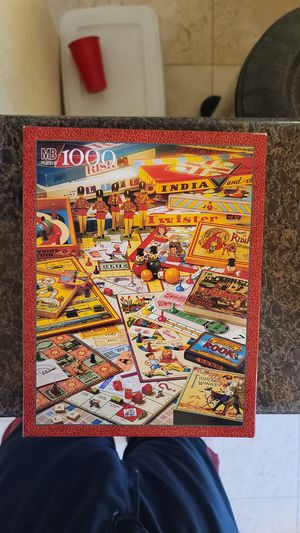 The Games Of Your Life Puzzle 1000 Pieces for Sale in Laguna Niguel, CA