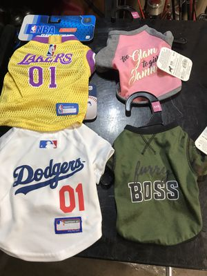 Doggie clothes- xxs and xs- chihuahua for Sale in Upland, CA