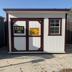 8x12 COTTAGE SHED for Sale in Lytle, TX