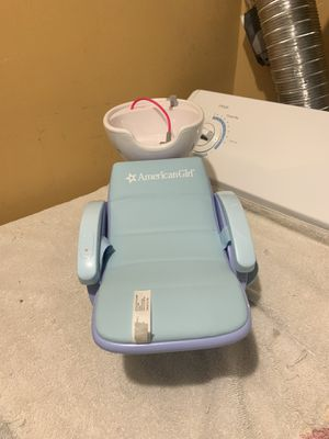 """American girl spa chair for 18"""" doll for Sale in Jessup, MD"""