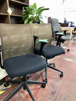 Steelcase Upholstered Office Chair - Task Chair for Sale in Portland, OR