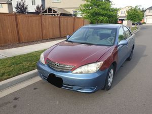 2004 Toyota Camry LE for Sale in Lacey, WA
