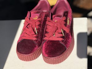 Fenty by Rihanna Puma Velvet Creepers for Sale in Auburndale, FL