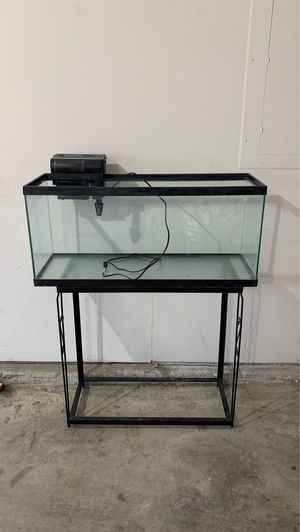 35 Gallon Fish Tank for Sale in La Vergne, TN