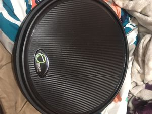 OffWorld Percussion Practice Pad Invader V3(Black) for Sale in Chicago, IL