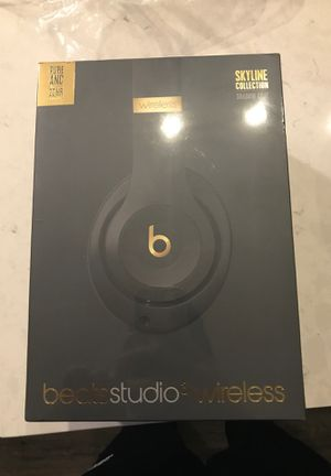 Beats studio 3 skyline collection for Sale in Chicago, IL