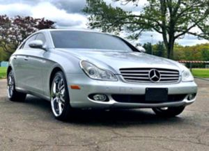 2006_ Mercedes-Benz CLS V8, 5.0L No check engine or any light on for Sale in Oakland, CA
