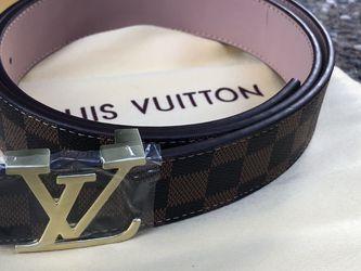 Louis Vuitton Belt, Brown LV Initial for Sale in Orangevale,  CA