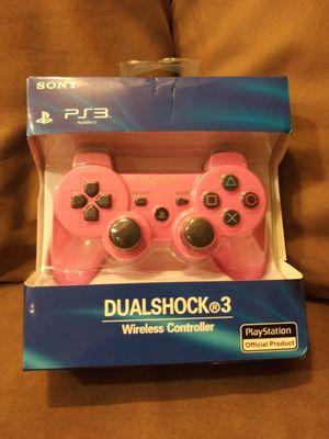 PS3 dualshock 3 wireless Controller for Sale in Mount Clemens, MI