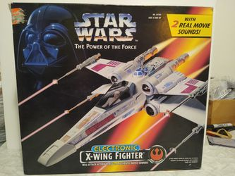 Star Wars Power Of The Force Xwing for Sale in Monterey Park,  CA