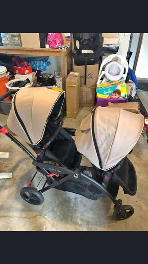 Contours options elite double stroller for Sale in Gresham, OR