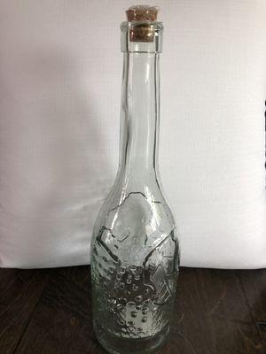 Corked Glass Bottle Vase for Sale in Wichita, KS