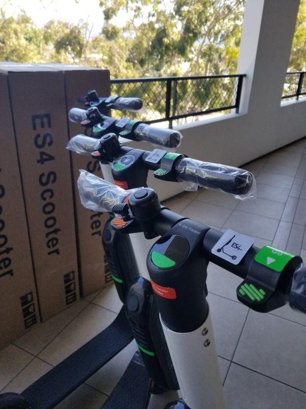 Segway Ninebot ES4 Kickscooter