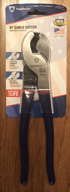 """Southwire Electrical 9"""" Cable Cutter. for Sale in Los Angeles, CA"""