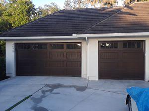 Garage doors Clopay, model GD2LU for Sale in Winter Park, FL