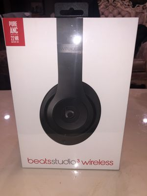 Beats Studio3 Wireless for Sale in Culver City, CA