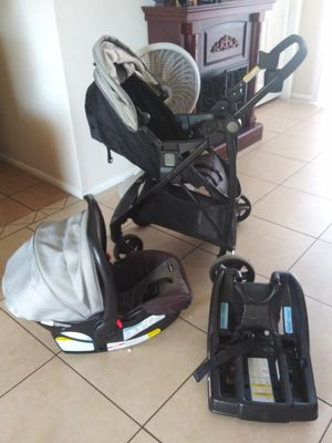 "❤7 ""n"" 1 CARSEAT/STROLLER *SET*💙 for Sale in Phoenix, AZ"