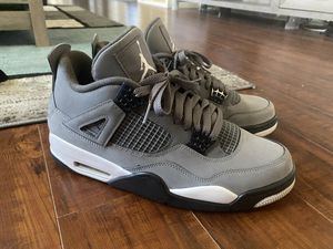 Nike Jordan 4 Retro Cool Grey size 10.5 like new for Sale in North Hollywood, CA