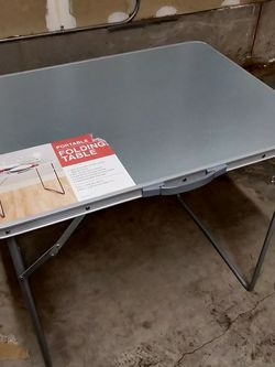 Folding Table - $20 for Sale in Seattle,  WA