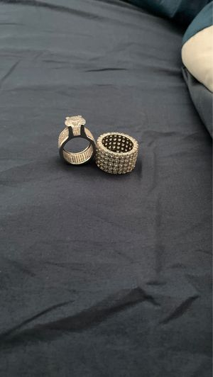 Rings one for $150 both for $250 for Sale in East Orange, NJ