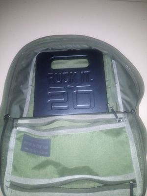 Ruck it chest plate with backpack. for Sale in San Diego, CA