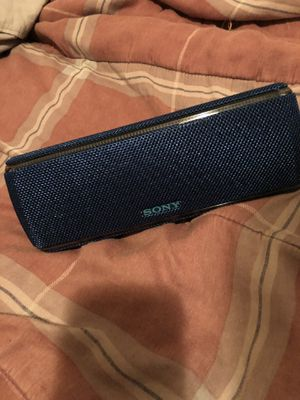 Sony SRS-XB31 Bluetooth speaker. for Sale in Beaverton, OR