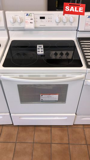 BIG BARGAINS!! CONTACT TODAY! Frigidaire Electric Stove Oven 5 Burner #1498 for Sale in Baltimore, MD