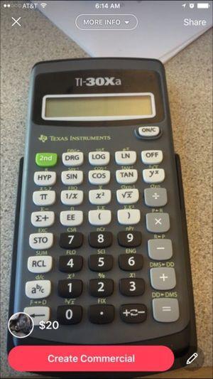 New calculator for Sale in Tempe, AZ