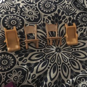 Selling Calico Critter Chairs.LOCAL BUYERS ONLY! for Sale in East Los Angeles, CA