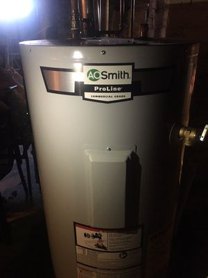 Water Heater for Sale in North Andover, MA