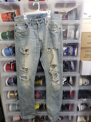 Levi's 505 Destroyed Denim for Sale in Grove City, OH