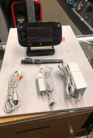 Nintendo Wii U for Sale in Lynnwood, WA