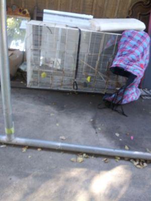 lg bird cage for Sale in Wichita, KS