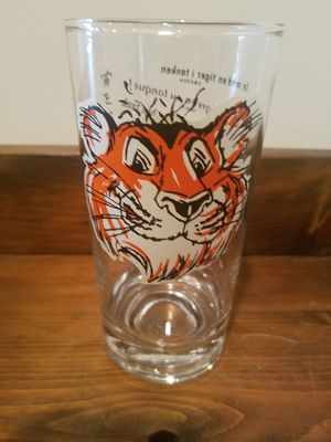 Vintage Tony the Tiger collectible drinking glass for Sale in Cape May Court House, NJ