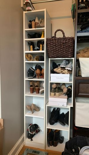 Shoe cubbies, bookshelves and/or storage for Sale in Alexandria, VA