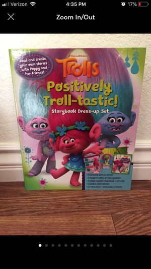 Trolls Activity set for Sale in San Diego, CA