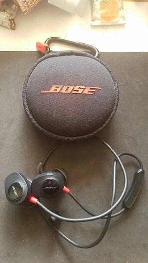 BOSE SOUNDSPORT wireless earbuds for Sale in Seattle, WA