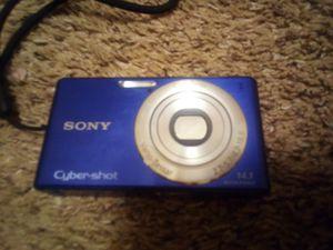 Sony Cyber-Shot DSC-W330 14.1 MP Compact Digital Camera for Sale in Lake Hallie, WI