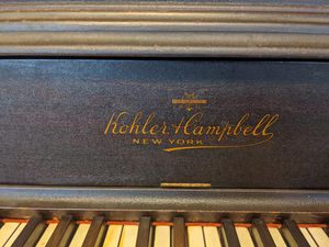 Upright piano for Sale in Halifax, PA