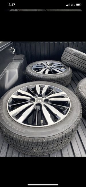 Honda Tires 185 55 16 for Sale in Pompano Beach, FL