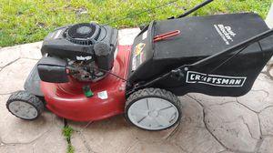 Lawn mower craftsman. for Sale in Manteca, CA