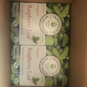 Raspberry Leaf Tea for Sale in Texas City, TX